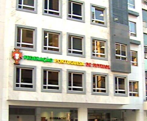 Edifício da FPF