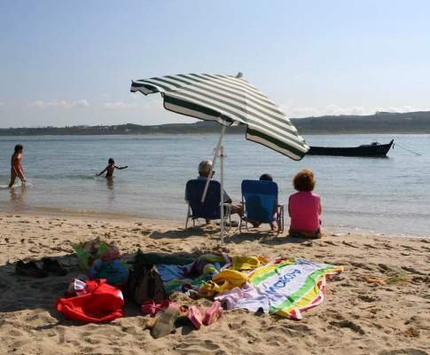 Turismo ecológico na Lagoa de Óbidos