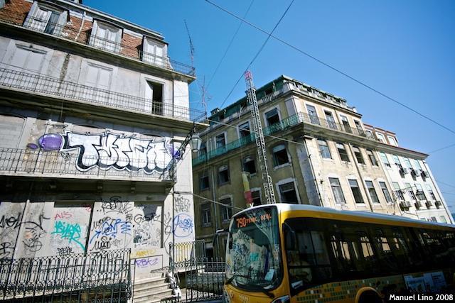 Graffiti em Lisboa