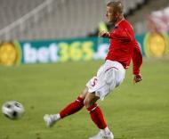 David Beckham, Andorra vs Inglaterra