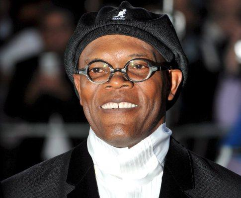 Samuel L. Jackson no National Movie Awards