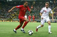 Portugal - Dinamarca em Alvalade