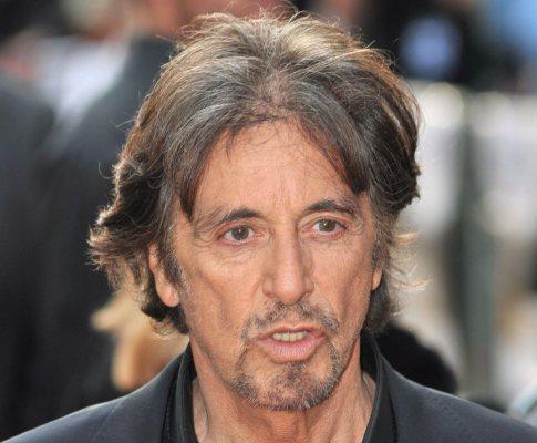 Al Pacino na estreia de «Righteous Kill» no Reino Unido