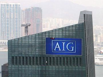 AIG salva por empréstimo da Reseva Federal dos EUA