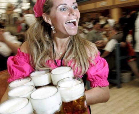 175th Oktoberfest- Festa da Cerveja em Munique