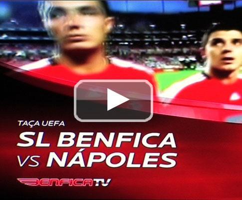 Benfica: sem acordo com ZON TV Cabo para transmissão da Benfica TV