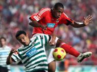 Benfica vence Sporting na Luz