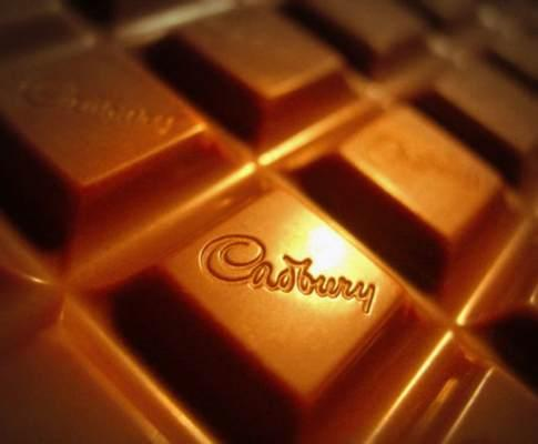 Chocolotaes Cadbury