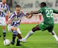 Cissokho e Beerens, Heerenveen vs V. Setúbal