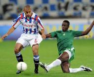 Cissokho e Paulo Henrique, Heerenveen vs V. Setúbal