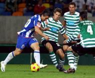 Rodriguez e Pereirinha, Sporting vs F.C. Porto