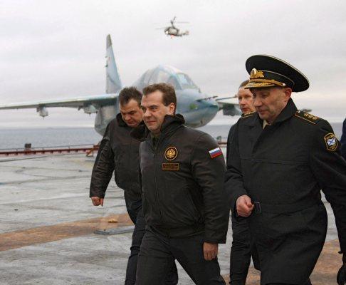 Exercícios militares russos