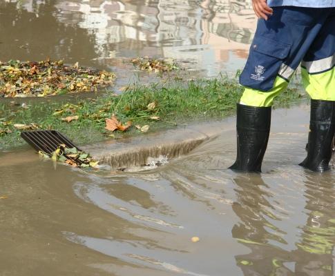 Inundações em Lisboa