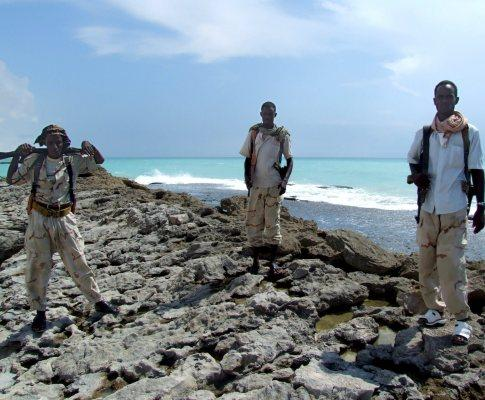 Piratas na Somália