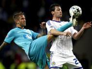 Liga dos Campeões: FC Porto perde com Dínamo de Kiev