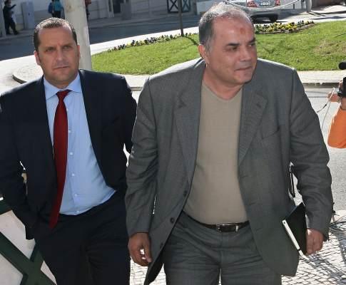 Pereira Cristovão e Gonçalo Amaral