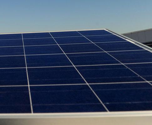 Energia solar (arquivo)