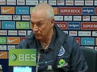 Jesualdo Ferreira justifica maus resultados com falta de sorte