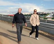 Michael Schumacher no circuito do Algarve