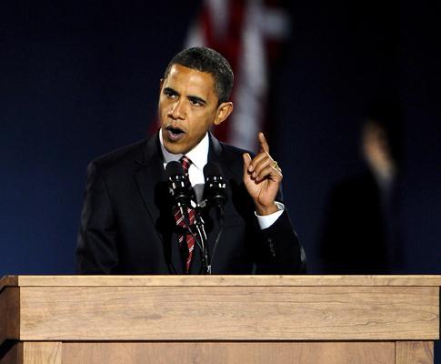 Barack Obama, novo presidente dos EUA
