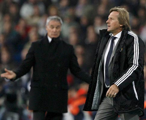 Schuster, Real Madrid