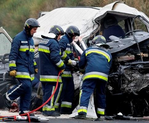 Seis portugueses morreram em Espanha