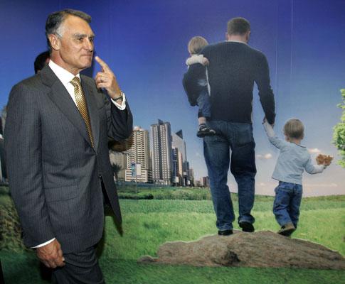 Cavaco Silva (arquivo)