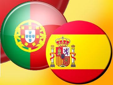 Espanha abraça Portugal  «Dois países fortes» ea9b941f6e642