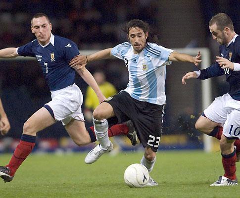 Escócia-Argentina