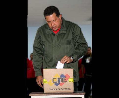 Eleições regionais na Venezuela