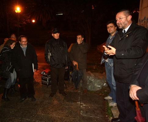 Sargentos concentraram-se perto da Assembleia da República
