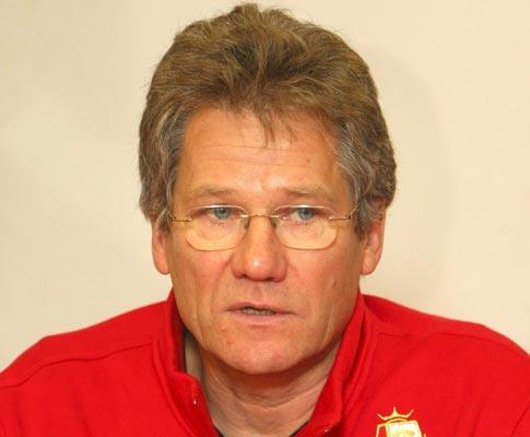 Boloni, treinador do St. Liège