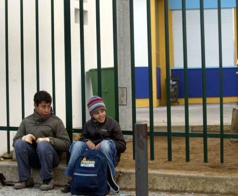 Escola Básica 2,3 Andre de Resende em Évora