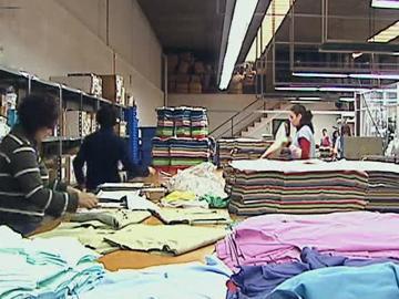 Têxtil e calçado