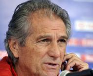 Manuel José, treinador do Al Ahly, na antevisão do Mundial de Clubes