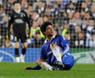 Chelsea-Cluj: Michael Ballack