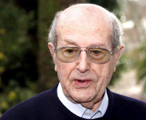 Manoel de Oliveira no dia em que celebrou 100 anos