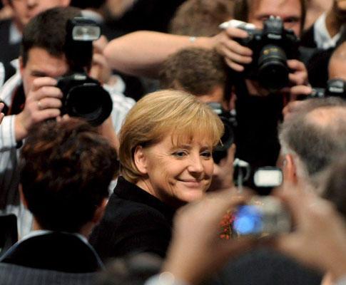 Angela Merkel (arquivo)