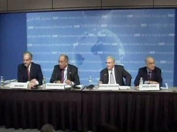 Crise: FMI alerta