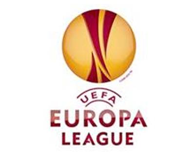 O logo da Liga Europa