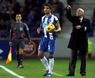 Pedro Emanuel e Jesualdo Ferreira, F.C. Porto vs Marítimo