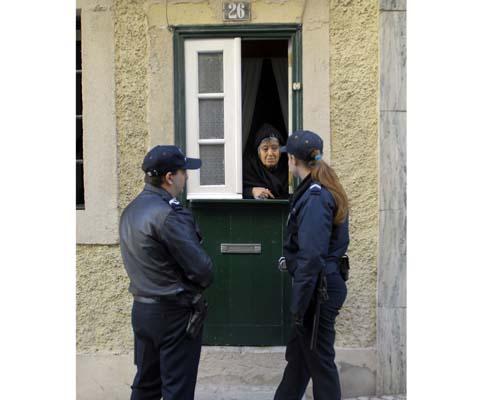 Policiamento de proximidade