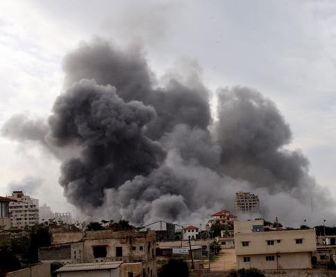 Ataque de Israel à Faixa de Gaza