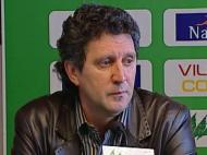 Carlos Brito é o novo treinador do Rio Ave