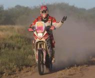 João Rosa, piloto do Dakar