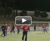 Derrota do Benfica transforma jogadores do Cova de Piedade em