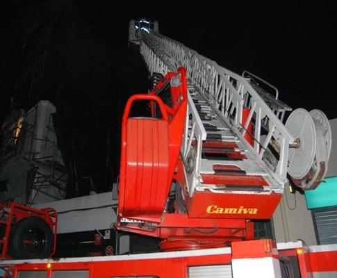 Incêndio em Lisboa (Hugo Beleza)