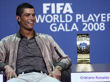 FIFA: Cristiano Ronaldo eleito melhor do mundo