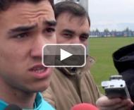 Diogo Viana foi muito feliz no Sporting, mas tem orgulho em representar o dragão PLAY_VIDEO