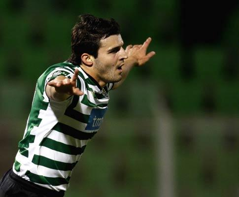 Vukcevic, Sporting